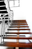 Image of modern stairs Royalty Free Stock Photo