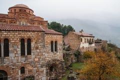 Image of  monastery of St. Luke near Delphi Stock Images