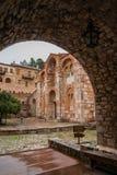 Image of  monastery of St. Luke near Delphi Royalty Free Stock Photography