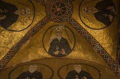 Image of  monastery of St. Luke near Delphi Royalty Free Stock Photo