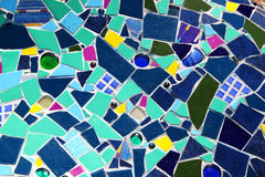 Image of mosaic colorful background Royalty Free Stock Photos