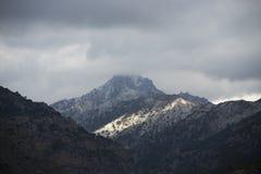 Image of a mountain Stock Photo