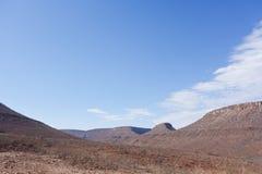 Namibian landscape. Image of Namibian landscape in Africa Royalty Free Stock Photo