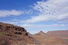 Namibian landscape. Image of Namibian landscape in Africa Royalty Free Stock Image