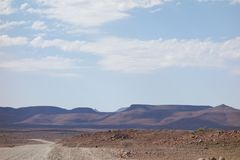 Namibian landscape. Image of Namibian landscape in Africa Stock Photography