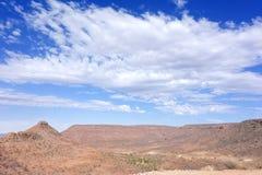 Namibian landscape. Image of Namibian landscape in Africa Stock Photo