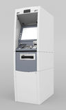 Image of the new ATM Royalty Free Stock Photography