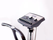 Image of a new electric stimulation fitness tool Royalty Free Stock Photography