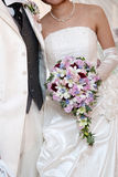 Image nuptiale Photographie stock