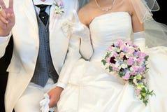Image nuptiale Photo stock