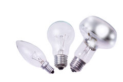 Image Of Light Bulbs Royalty Free Stock Images