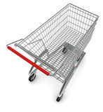 Image Of Shopping Cart For Purchase