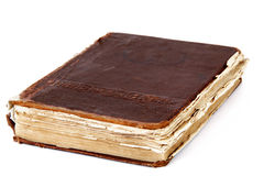 Image of an old book Royalty Free Stock Photo
