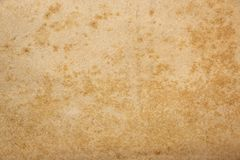 Texture of Old Paper for Background stock image