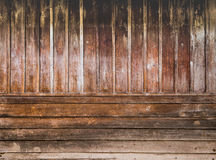image of old wooden wall background texture Royalty Free Stock Photography