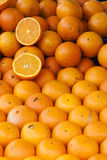 Oranges. Image of oranges at street market Royalty Free Stock Photography