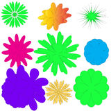 Image, ornaments, intricacy, outline, spirograph, symmetry, pattern. Stock Photos
