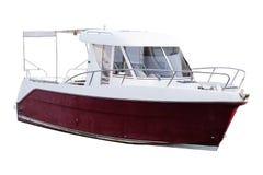 Image of an passenger motor boat Royalty Free Stock Photo