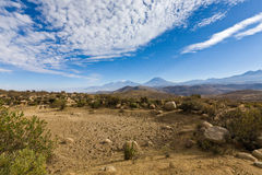 Perú, Beautiful Andes Royalty Free Stock Photo