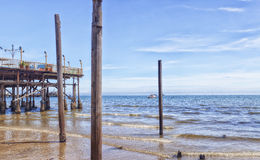 Hua Hin Pier Royalty Free Stock Photos