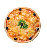 Image about pizza and italian kitchen royalty free stock photos