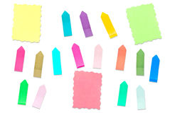 Image of 'post-it Royalty Free Stock Photography