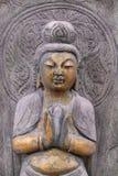 Image of Praying Buddha Stock Photos