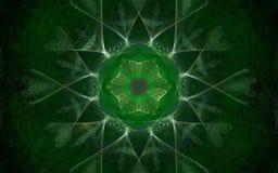 Image produite par Digital sous forme de formes géométriques abstraites de diverses nuances et de couleurs pour l'usage dans la c illustration de vecteur