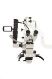Laboratory microscope Royalty Free Stock Photos