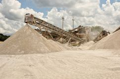 RMM03_industry_quarry_22 Stock Image