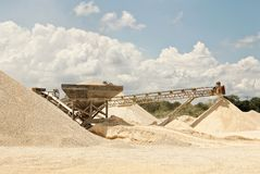 RMM03_industry_quarry_20 Stock Images
