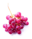 Image of red grape bunch Royalty Free Stock Image