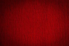 Seamless Texture of Red Cloth stock images