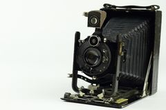 Image of a retro camera Stock Images
