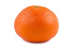 Image of ripen tangerine Royalty Free Stock Images