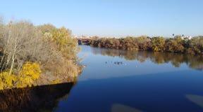 River in Córdoba royalty free stock photos