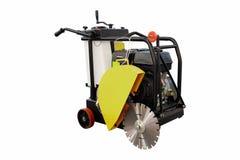 Image of road repair machine Royalty Free Stock Images