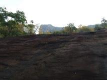 This image is rock of sri lanka stock photo