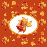 The image Rowan hand Royalty Free Stock Image