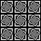 Image sans couture de différentes places illustration de vecteur