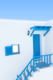An image from Santorini at cha-am Stock Photo