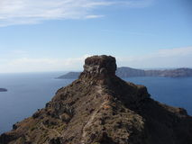 image from Santorini Royalty Free Stock Photography