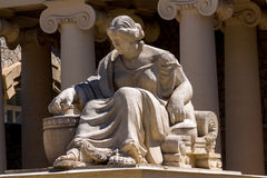 Image of Sculpture. Royalty Free Stock Images