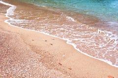 Sea wave Stock Photography