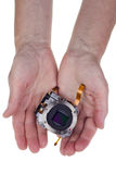 Image sensor for you Royalty Free Stock Photo