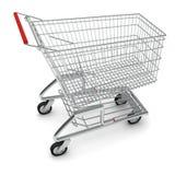 Image of shopping cart Stock Photography