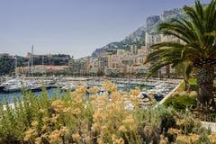 Monaco cityscape Royalty Free Stock Image