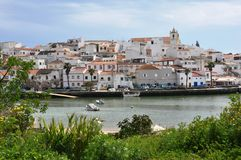 Ferragudo, Algarve, Portugal, Europe Royalty Free Stock Photos