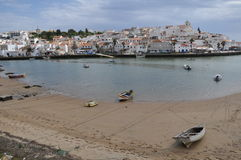 Ferragudo, Algarve, Portugal, Europe Royalty Free Stock Photo