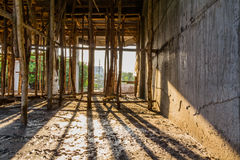 Image shows other home construction Stock Photo